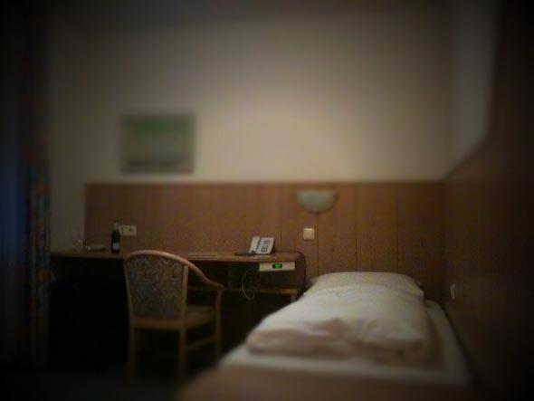 Hotel Zum Grauen Wolf