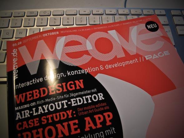 Weave Magazin