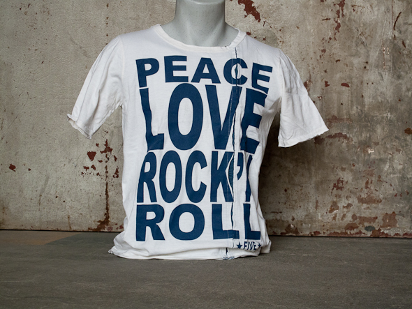 Peace, Love and Rock'n'Roll